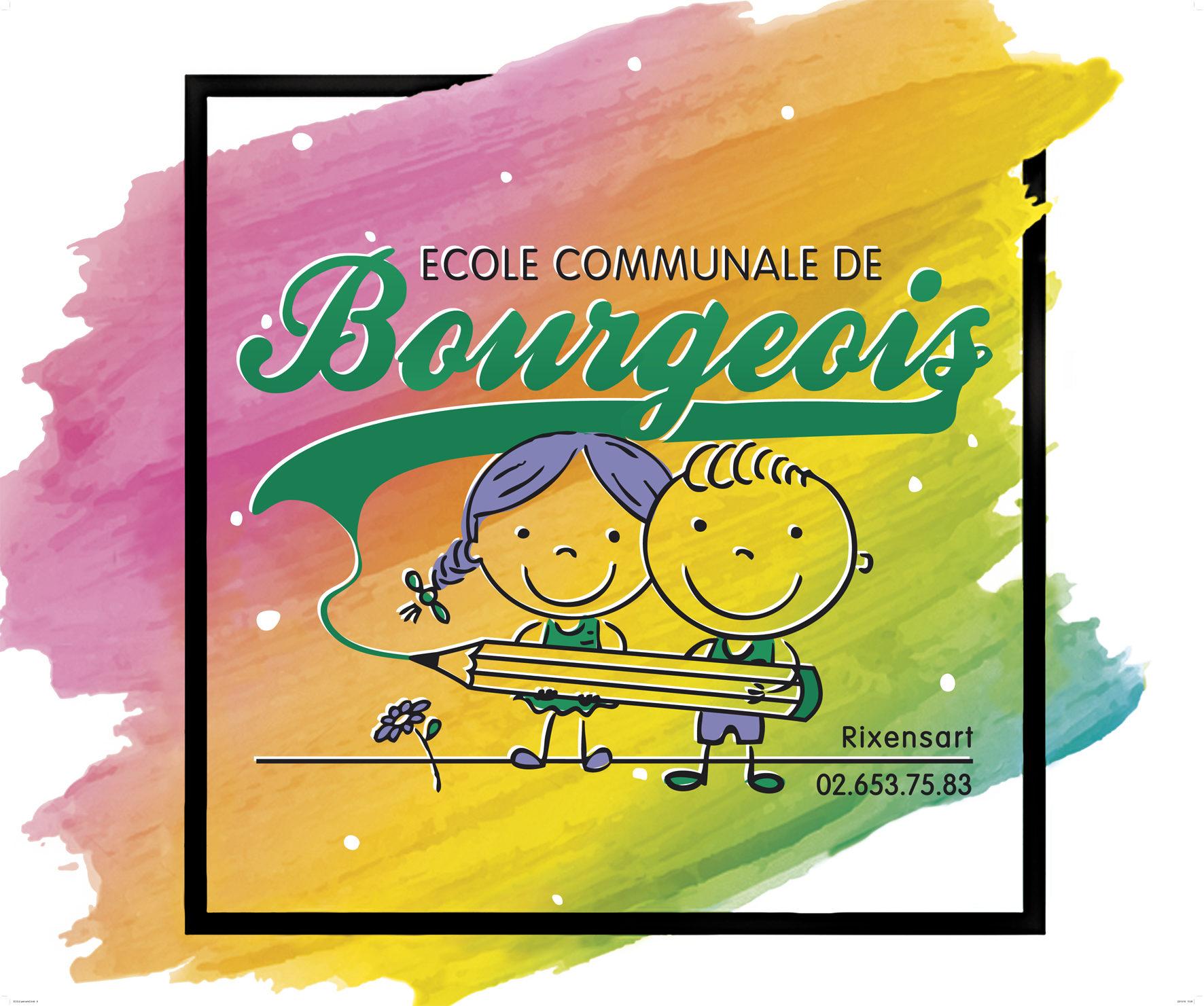 Ecole communale de Bourgeois