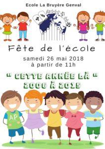 Fête de l'école ! @ Ecole communale de La Bruyère Genval | Rixensart | Wallonie | Belgique